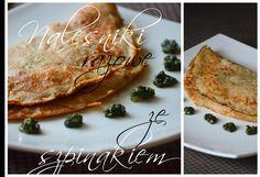 #dieta #healthy #śniadanie #breakfast #szpinak #naleśnik razowy #diet #food #fit  #mishelkalife.blogspot.com