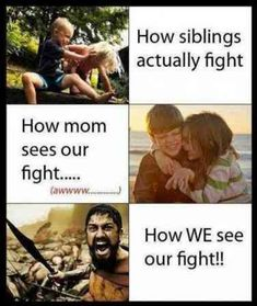 20 Funny Memes Anyone With Siblings Will Relate To — Especially If You're Used To Being The Middle Child 20 Funny Middle Child Memes And Sibling Quotes Everyone With Brothers And Sisters Can Relate To Brother And Sister Memes, Funny Sister Memes, Brother Humor, Brother Birthday Quotes, Funny Memes, Hilarious Quotes, Jokes, Sibling Quotes, Sibling Memes