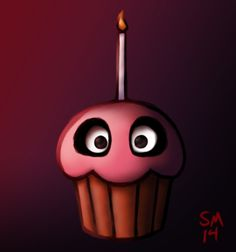 Five Nights at Freddy's CupCake