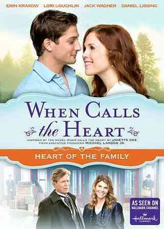 When Calls The Heart. Hallmark channel. Best show!