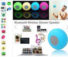 Portable Waterproof Wireless Bluetooth Mini Speaker For iPhone 6 4.7 iPad Mini 3 #UnbrandedGeneric
