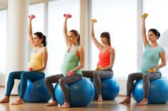 The Myths and Facts You Should Know About Exercising During Pregnancy #pregnancyexercise