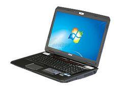 "MSI G Series GT780DXR-446US Notebook Intel Core i7 2670QM(2.20GHz) 17.3"" 16GB Memory DDR3 1.5TB HDD 7200rpm Blu-Ray Burner NVIDIA GeForce GTX 570M"