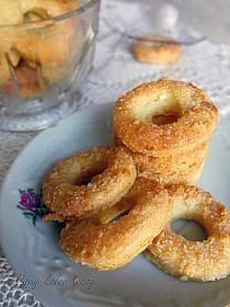 Sweets Cake, Cookie Desserts, Delicious Desserts, Yummy Food, Salty Cake, Polish Recipes, Polish Food, Biscuit Cookies, Something Sweet