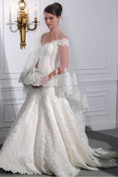 Legends by Romona Keveza Fall 2012 Bridal Gowns