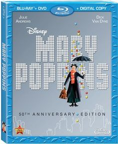 Happy holidays: 'Mary Poppins' in high definition