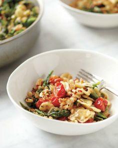 Orecchiette with Broccoli Rabe and Tomatoes Recipe