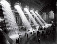 Amazing Pictures Of New York's Penn Station Before It Was Torn Down To Build Hideous Madison Square Garden