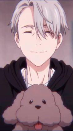 VICTOR PERFECTOOOOO AAAAAAA Anime Naruto, Haikyuu Anime, Otaku Anime, Manga Anime, Anime Music Videos, Anime Songs, Anime Films, Yuri On Ice, Anime Triste
