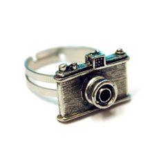 Adorable Camera Ring - Love It So Much