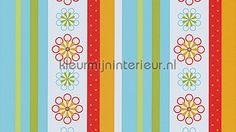 Lief streep behang | kleurmijninterieur.nl