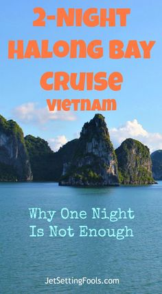 My desire to visit Vietnam was ignited the first time I glimpsed a photograph of Halong Bay. It countered the image of Vietnam I had conjured in my head; the one with chaotic streets overcrowded with motorbikes and stifled with pollution. The picture of Halong Bay showed a different scene entirely – one of tree-covered karst mountains rising from an azure sea. I was intent on traveling to Vietnam just to see Halong Bay with my own eyes. I didn't know it then, but my expectations we're…