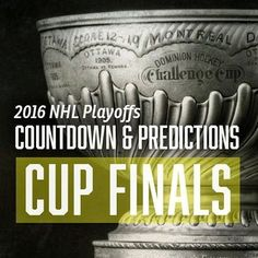 hockeybydesignNew #HbyD! Cup Finals Predictions and Playoffs Jersey Countdown! As always, 🔗 in bio.