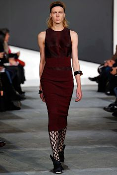 visual optimism; fashion editorials, shows, campaigns & more!: proenza schouler F/W 2015.16 new york
