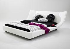 Mercatus - Cocoon upholstered bed.  Showroom: 220 Elm 302  #hpmkt