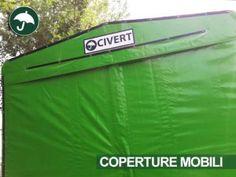 #coperturemobili in #Lombardia #verde #green #warehouse  http://www.civert.it/verde-speranza-per-le-coperture-pvc-in-lombardia/