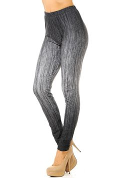 3b054aaff640b3 Slip into these creamy soft vintage ombre fade leggings next time your  heading for a night