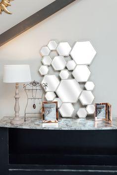 miroir mural en verre rectangulaire facettes facet emde miroir oh mon beau miroir. Black Bedroom Furniture Sets. Home Design Ideas