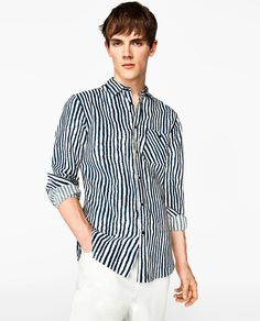 5e6c6d69 78 Best ZARA images   Mens shirts uk, Man shirt, Men's shirts