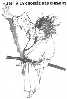 by Japan's artist Inoue Takehiko 井上雄彥