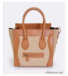 celine handbags | celine mini luggage suede leather 98169 apricot celine handbags