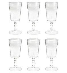 Seletti Estetico Quotidiano - Set 6 Wine Glasses – Beaumonde ®