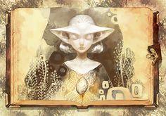 Pixiv Fantasia, Japanese Illustration, My Books, Digital Art, Manga, Painting, Twitter, Board, Modern