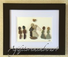 Pebble art. The vow. Wedding. Instgram