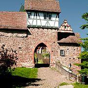 My favorite castle hotel - Hirschhorn - near Heidelberg, Germany.