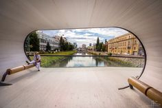 Sarajevo,Bridge Festina Lente Where Is Your Heart, Festina Lente, Bosnia And Herzegovina, Day Tours, Urban Design, Pavilion, 3d Printing, Block Design, Building