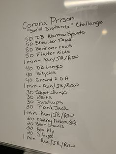 Hiit Workout At Home, Wod Workout, Workout Challenge, At Home Workouts, Wods Crossfit, Wod Crossfit At Home, Sport Fitness, I Work Out, Excercise
