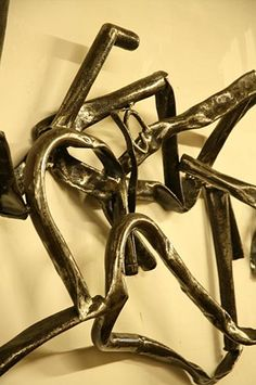 M O V I M I E N T O  Patrick Pierce SCULPTURE   January 4th - 29th, 2013  Opening Reception Friday, Jan 4th 6-9pm