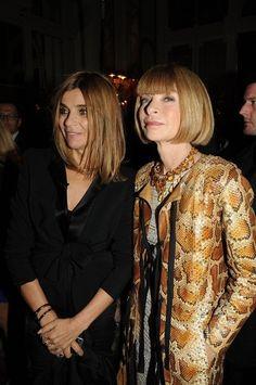 Carine and Anna