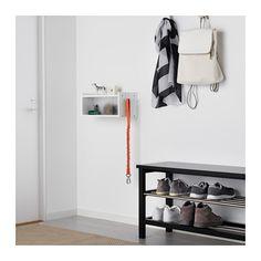 Marvelous LURVIG Wall Cabinet With Sliding Doors, White. Dog CabinetInterior  DecoratingDecorating IdeasPet ...