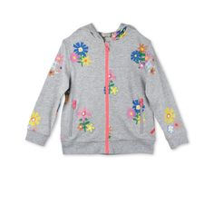 Shop the Graphic Flowers Rebecca Sweatshirt by Stella Mccartney Kids at the official online store. Discover all product information.