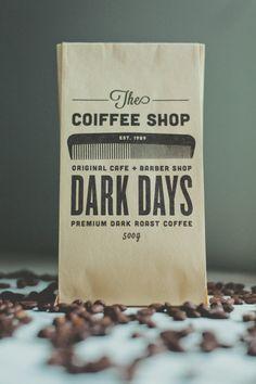 Coifee Shop #brand #identity #typography @brettadamwilson