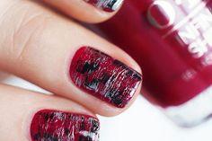 👀👀👀 #nails #nailstagram #notd #npa #nailart #drybrush #vernis