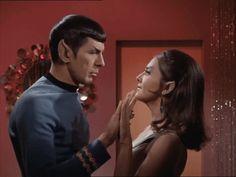 Star Trek (TOS) - The Enterprise Incident: Spock & Romulan Commander!