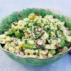 7 vinnande sallader till grillkvällen | Köket.se Salad Dressing, Baby Food Recipes, Cobb Salad, Potato Salad, Foodies, Grilling, Food Porn, Health Fitness, Food And Drink