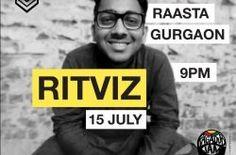 Ritviz at Raasta Gurgaon - http://www.eventsnode.com/gurgaon/event/ritviz-at-raasta-gurgaon/