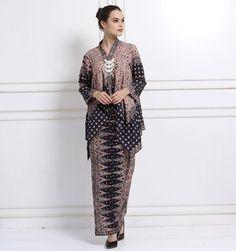 Kebaya Modern Dress, Kebaya Dress, Batik Kebaya, Blouse Dress, Batik Fashion, Ethnic Fashion, Hijab Fashion, African Fashion, African Dresses For Women