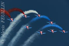 Patrouille de France  in Salon de Provence