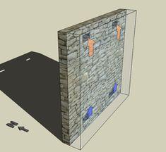 Keeping Warm: A Cheaper Option - Trombe Walls