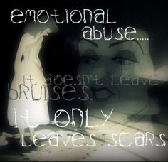 Emotional Abuse. Cin