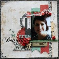 A Project by Tarrah from our Scrapbooking Gallery originally submitted 09/15/13 at 02:28 AM