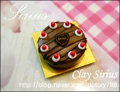 Japanese tutorial for chocolate cake but the pictures are very good