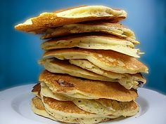 Buttermilk Chia pancakes  To Try