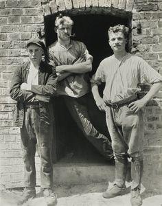 """""""Bauernknechte"""", 1929, photo: August Sander (1876-1964)"""