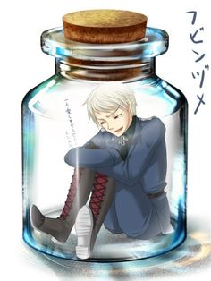 Prussia i want me one of these XD Now I have Undertaker and Prussia on this board. <3