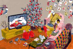 Christmas - Mouni Feddag